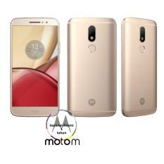 Motorola Moto M XT1663 GOLD, FHD, 4GB Ram, Internal 32GB, 4G LTE, FingerPrint garansi resmi 1 tahun