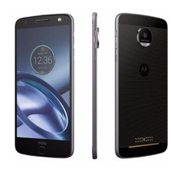 Motorola Moto Z Play XT 1635 4G/LTE - RAM 3GB - 32 GB - Hitam