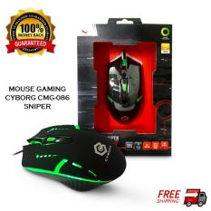 Mouse USB 4D CYBORG CMG-086 (SNIPER)