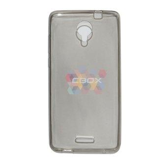 MR Jelly Air Case For Smartfren Andromax L Ultrathin / Ultrafit /Silicone Jelly Case / Soft Back Case - Hitam
