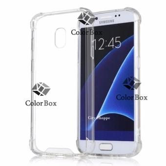 Harga MR Soft Case Samsung J5 pro 2017 Anti Shock J5 pro Anti Crack Samsung J530 J5 pro 2017 - Clear White