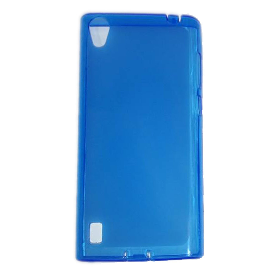 Flash Sale MR Vivo Y15 Ultrathin Jelly Case/ Softcase/ Softshell - BiruTransparan