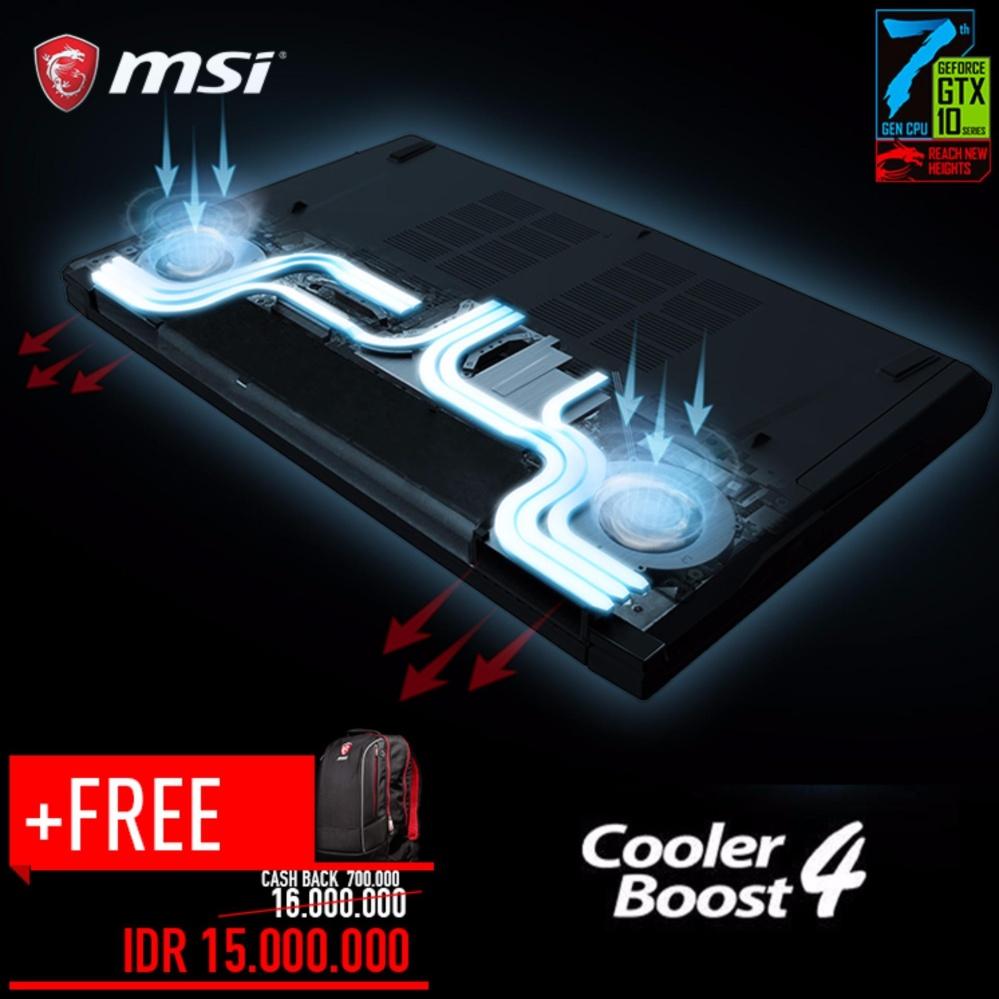 Msi Gp62 7rdx Intel Core I7 7700hq Ram 8gb 1tb 128gb Ssd Nvidia Gl62 7qf Hdd Geforce Gtx960m 2gb Dos 156inchfhd 873 7700