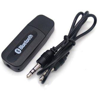 Musik stereo Receiver USB Bluetooth nirkabel adaptor Dongleamplifier audio rumah pembicara 3.5 mm