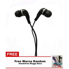 Yarden Mega Bass Headsfree Sound Only Excellent Sound Quality With Mic - PutihIDR9500. Rp 10.000