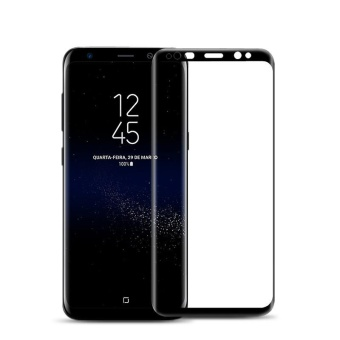 Bandingkan Toko New 3D Curved Full Cover Protective Flim Tempered Glass ScreenProtector For Galaxy S8 (