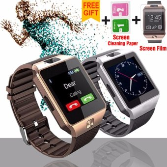 New arrvial Mobile Phone Sim Card Smart Watch - intl