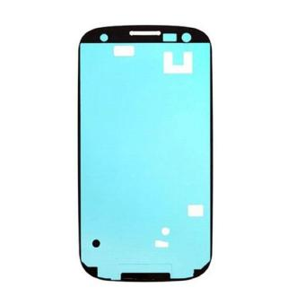 New LCD Outer Lens For Samsung Galaxy S4 I9500 Touch Screen FrontGlass With Bezel Frame Adhesive Tape Repair Tools W0F29 P0.25 -intl - 4