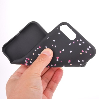 New Unicorn Flamingo High-heeled Flower pattern Matte case coverfor iphone 5 .