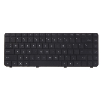 Harga New US Keyboard for HP CQ42 G42 Laptop Black - intl