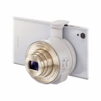 SONY DSC-QX10-B Smartphone Attachable Compact Lens StyleCamera from Japan ?