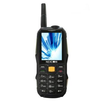 Nexcom NC999 - Triple SIM - 12000mAh - Hitam