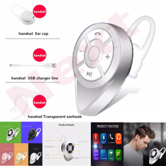 Next Headset Mini Wireless Bluetooth 4.1 Moloke D2 Stereo In-Ear Earphone Headphone Headset For Smart Phone Android & iOS