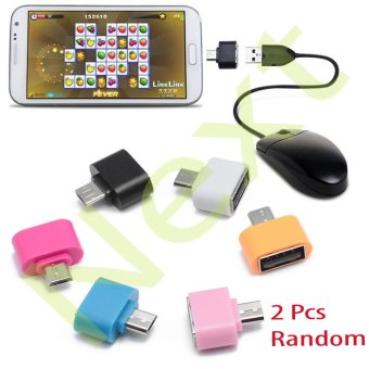 Next Mini USB Flash Disk OTG Converter For Xiaomi HTC Samsung HuaWei - 2 Pcs