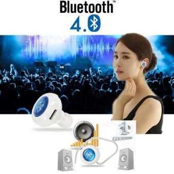 Next Original Headset Wireless Bluetooth 4.1 Stereo In-Ear Earphone Headphone Headset For Smart Phone Android & iOS