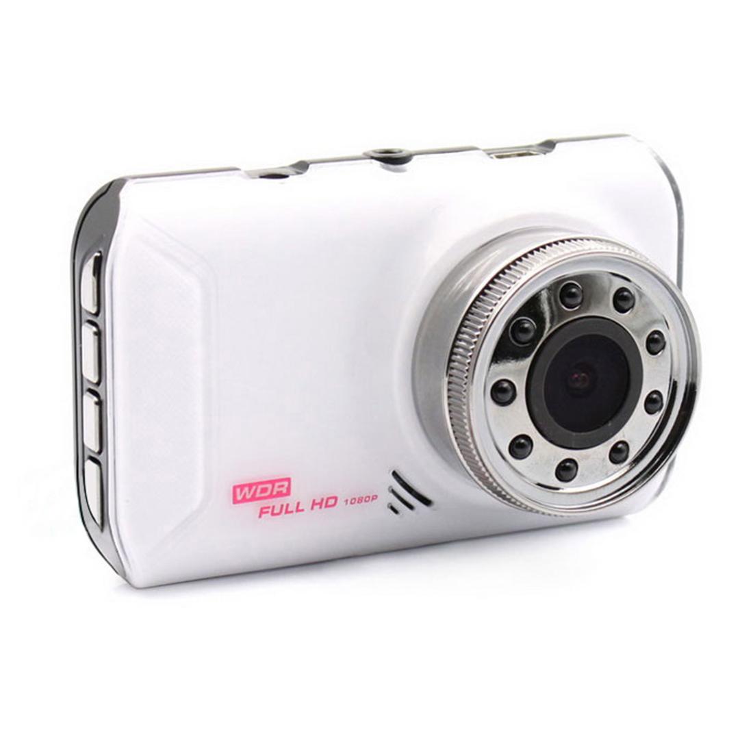 niceEshop 5 megapiksel kamera dengan dasbor mobil dasbor cam G-Sensor malam visi DVR perekam