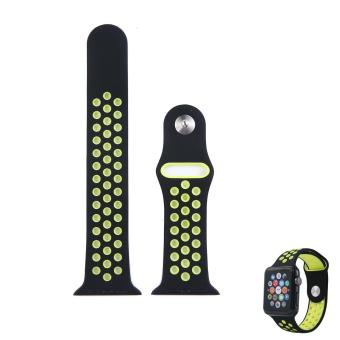 niceEshop Fashionable Apple Watch Nike + Sport Band 42mm, Soft Silicone Replacement Wrist Strap For Apple Watch Series 2