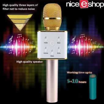 niceEshop Q7 Wireless Handheld Portable speaker