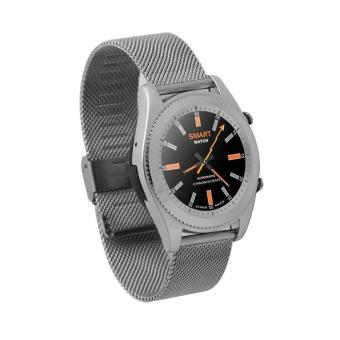 niceEshop S9 Smart Watch Calls SMS Monitor NFC Sedentary Reminder BT Music Pedometer Sleep Monitor Heart