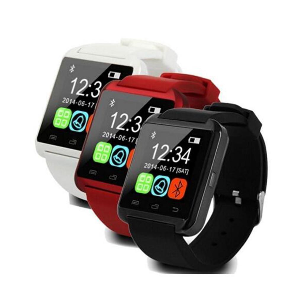 ... niceEshop Waterproof Bluetooth bebas genggam tangan jam tanganponsel pintar Mate panggilan untuk Smartphone olahraga luar ruanganalat ...