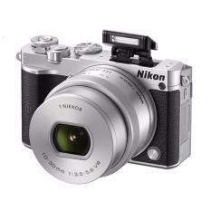Nikon 1 J5 kit 10-30mm Kamera Mirrorless [23 MP] - Silver