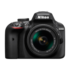 NIKON D3400 KIT AF-P 18-55MM VR - Black