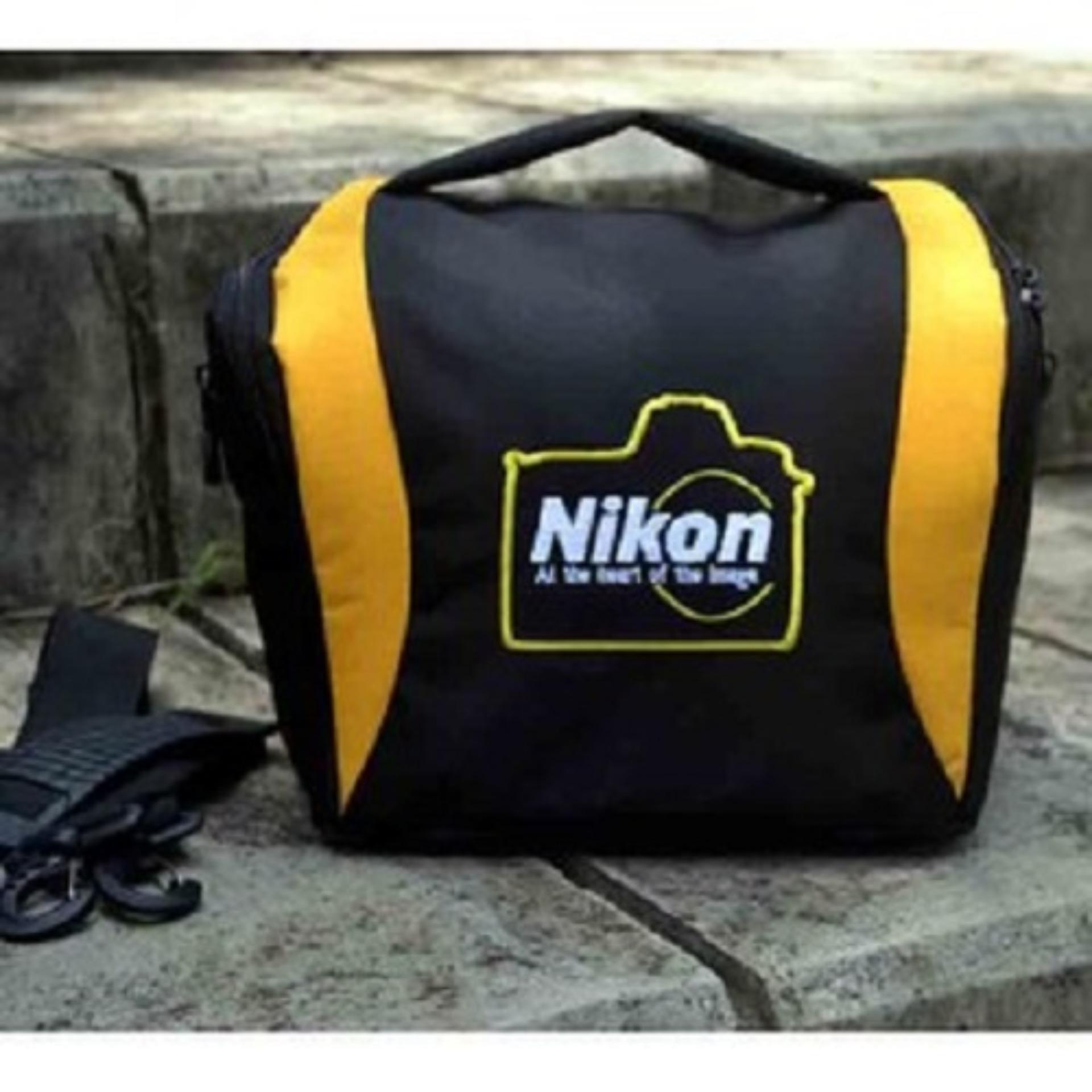 ... Nikon Tas Kamera Selempang Kotak Gratis Jas Hujan (Rain Cover) Kode P 1 ...