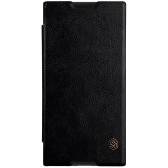 NILLKIN case for sony xperia xa1 ultra case cover wallet 6.0'' Vintage Qin Flip PU leather plastic back cover for xperia xa1 ultra - intl