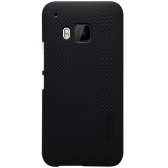 Nillkin For HTC One M9 Super Frosted Shield Hard Case Original - Hitam
