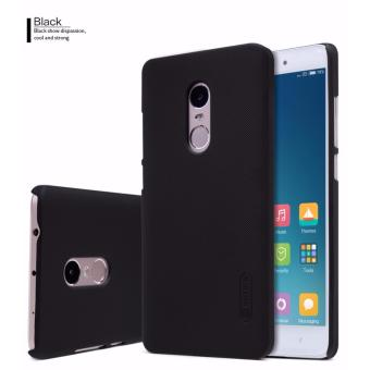 Nillkin Frosted Shield Hardcase for Xiaomi Redmi Note 4 - Black