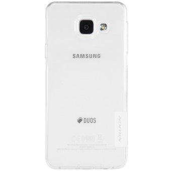 ... Crack / Anti Shock. Source · Nillkin Samsung Galaxy A3 2016 A310 Nature TPU Jelly Soft Case - Original - Putih