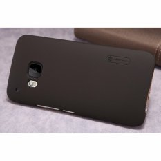 Nillkin Super Frosted case HTC ONE M9 (Hima) - Coklat + free screen protector