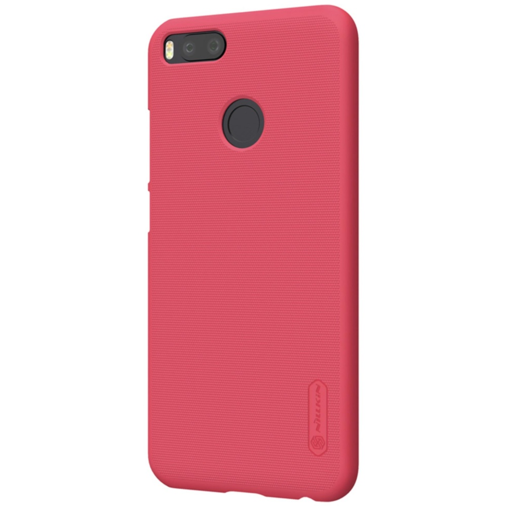 Nillkin Super Frosted Shield Back Cover Case for Xiaomi Mi 5X -intl .