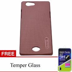 Hitam Gratis Temper Glass Nillkin Super Frosted Shield Hard Case for OPPO Neo 5 Oppo A31T