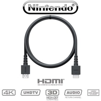 Nintendo Original HDMI Cable A Male to A Male 1,5 M