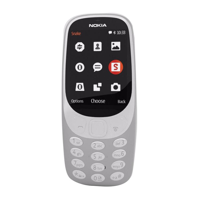 Nokia 3310 New Edition 2017 - Grey