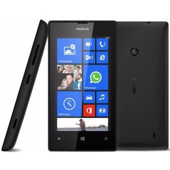 Nokia Lumia 520 Resmi - Hitam - BNOB