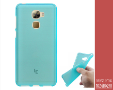 ... Silicon Cover 360° Flexible Frosted Phone Case With Anti Scratch Shock Proof Function Blue ColorIDR75000. Rp 75.000