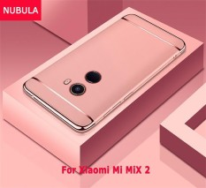 NUBULA untuk Xiaomi Mi Mix 2 3 In 1 Hard PC Pelindung Belakang Menutupi Case/Anti Jatuh Ponsel Cover /tahan Guncangan Ponsel Case-Intl