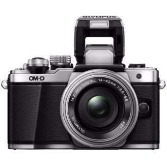Olympus OM-D E-M10 Mark II Kit 14-42mm EZ + Gratis SDHC 16GB