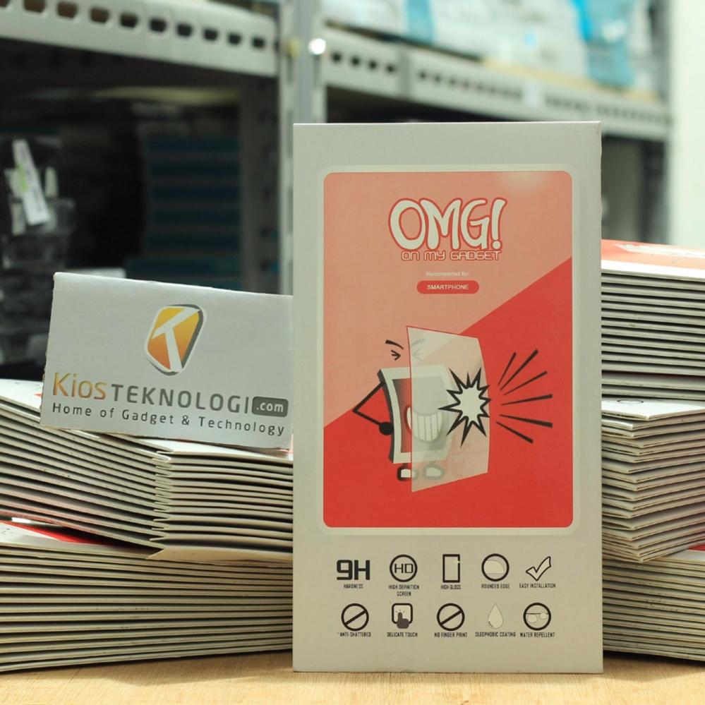... OMG Oppo F1 Plus Tempered Glass 9H - 0.33mm - Original ...