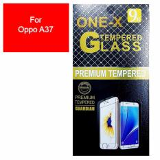ONE-X 2.5D Rounded Tempered Glass for Oppo A37 / Neo