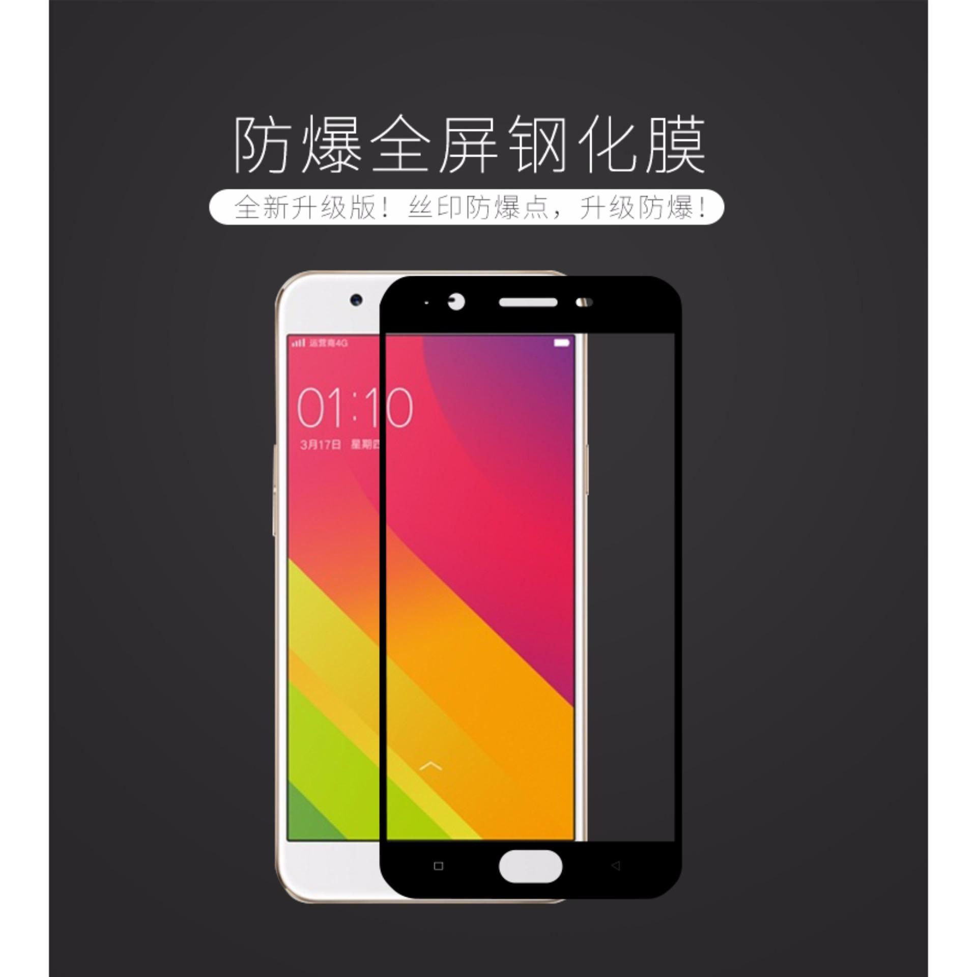 ONE-X Full Cover Tempered Glass for Oppo F1s / A59 / A59S 5.5 Inch ...