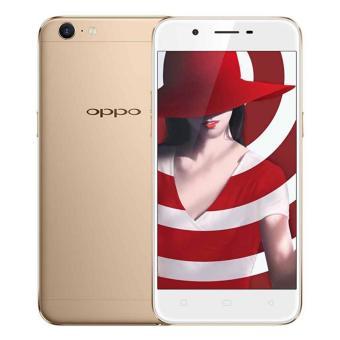 OPPO A39 Smartphone - Gold [32GB/ 3GB/ 13MP]