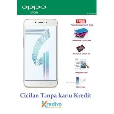 Oppo A71 - BISA CICILAN TANPA KARTU KREDIT + BONUS 4 ITEM