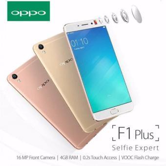 Oppo F1 Plus Ram 4GB 64GB - Gold - Ex Display