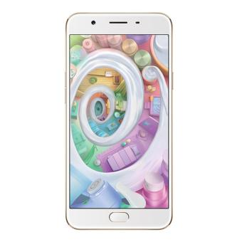 Oppo F1s - 3/32 Gb Gold + Paket Acc