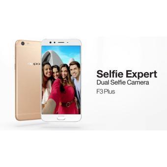 Detail Gambar Oppo F3 PLUS 4/64GB dual selfie camera Terbaru