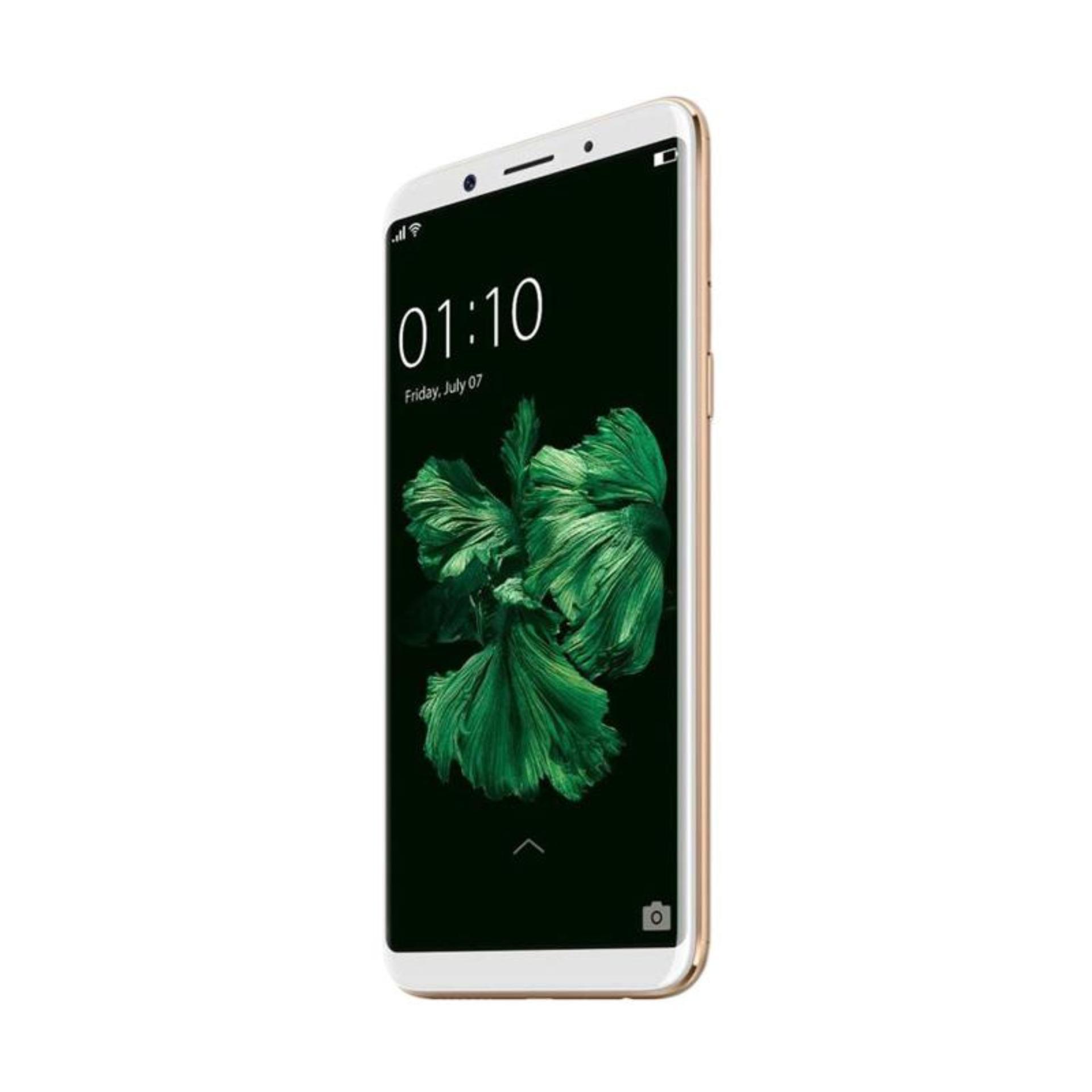 Oppo F5 Ram 4GB Rom 32GB 4G Layar 6 inch Gold