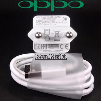 OPPO Travel Charger AK903 2A Original 100%